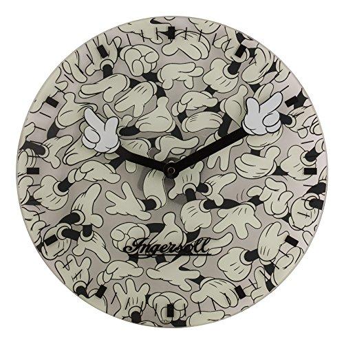 Ingersoll Disney Wall Clock, Multicolour, 30 x 30 x 4 cm