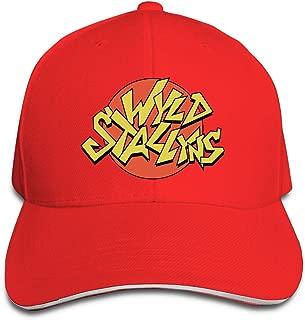 WYLD Stallyns Rule! Men Retro Adjustable Cap for Hat Cowboy Hat