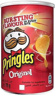 Pringles Original Flavour Potato Chips, 70 grams Can