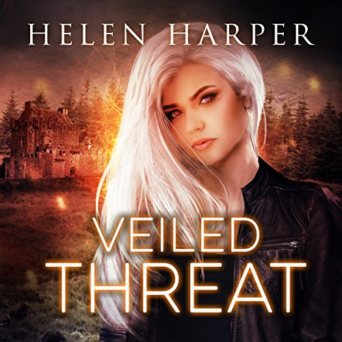 Veiled Threat Audiobook By Helen Harper cover art