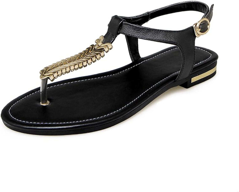 Comfity Women Glitter Summer Flat Sandals T Strap Flip Flops Slippers Prime Thong shoes