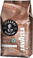 حبوب قهوة عربية تيرا سيلكشن من لافاتزا - تحميص غامق، 1 كجم