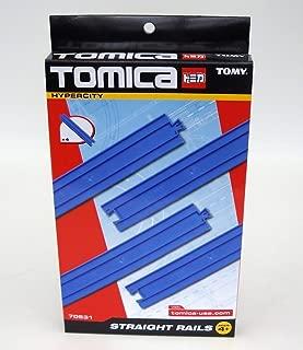 Tomica Hypercity Straight Rails