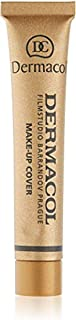 Dermacol Make- up cover- Waterproof Hypoallergenic Foundation 30g pure d from Authorized Stockists Shade 210