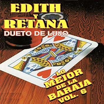 Dueto de Lujo - Lo Mejor de la Baraja, Vol. 6