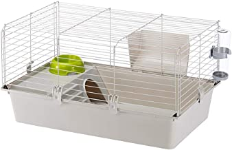 Cavie Guinea Pig Cage | Includes Free Water Bottle, Hay Feeder