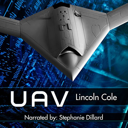 UAV, Book 1: Horizon's Wake cover art