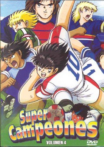 Super Campeones Vol. 4 en Espanol [NTSC / Region 1 - Latin American Import]