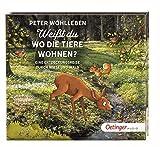 Weißt du, wo die Tiere wohnen?: Eine Entdeckungsreise durch Wiese und Wald (2CD)