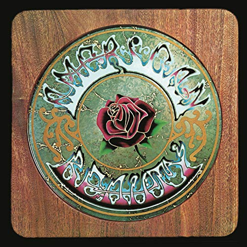 American Beauty (50th Anniversary Deluxe Edition)(3CD w/O-card)