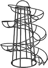 BSOL Egg Rack, Fun Egg Opslag Rack Moderne Ei Spiraal Dispenser, Ruimtebesparende Keuken Aanrechtblad Huishoudelijke Items...