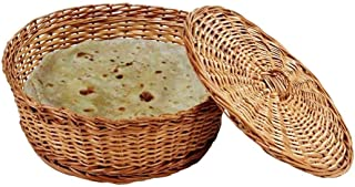 All INDIA HANDICRAFTS Bamboo Cane Chapati Basket