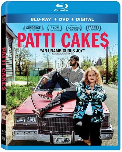 Patti [Alternative dealer] Cake$ Blu-ray Daily bargain sale