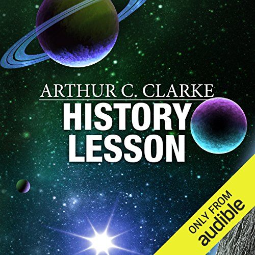 History Lesson audiobook cover art