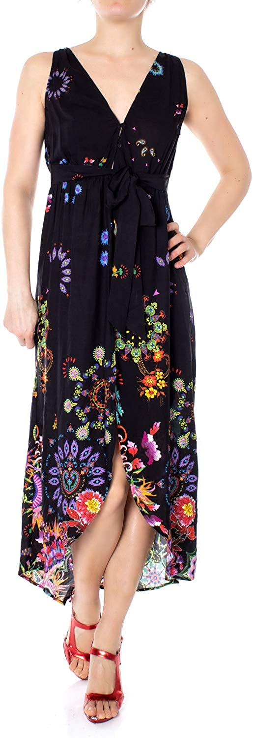 Desigual Long Dresses Woman Vest Magda 19SWMW08