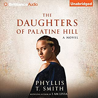 The Daughters of Palatine Hill audiobook cover art