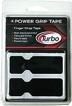 Turbo Power Grip Tape Pre-Cut Finger Tape Black- Pack of 30