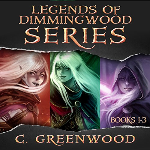 Legends of Dimmingwood Series: Books 1-3 cover art