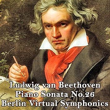 Ludwig Van Beethoven, Piano Sonata No. 26