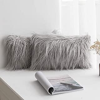 Best gray furry rug Reviews