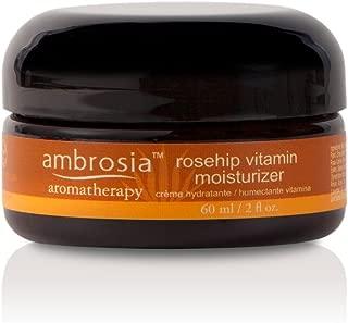 Ambrosia Aromatherapy Rosehip Vitamin Moisturizer (2 fl oz)