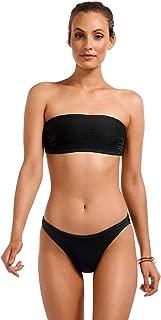 Women's Bolero Stripe Mila Bandeau Bikini Top