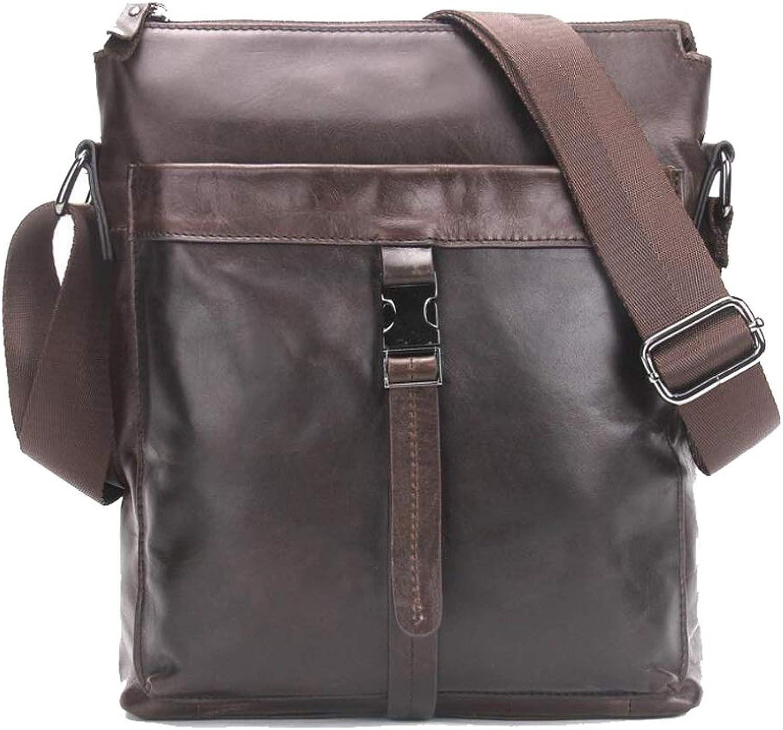 Herren Messenger Schultertasche Mode Freizeit College Bag Büro Reiten 9.44 9.44 9.44  3.14  11.41 Zoll (L  W  H B07MYRX4SK 7f7417