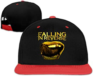 Falling in Reverse Fashion Hip Hop Baseball Caps Adjustable Men Women One Size