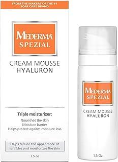 Mederma Spezial Cream Mousse Hyaluron - 保湿霜*有助于滋润肌肤,滋养肌肤的保湿屏障,保护水分损失 - 1.5 盎司