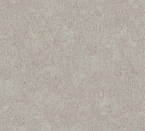 A.S. Création behang Soraya 10,05 m x 0,53 m grijs wit 306871 Natuur Breite 0,53 m - Rollenlänge 10,05 m beige, grijs, rood.