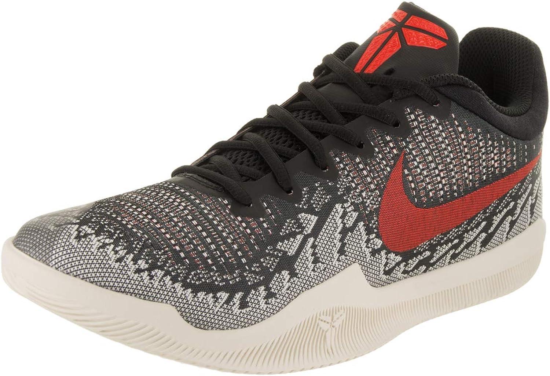 Nike Men's Mamba Rage Basketball shoes Black