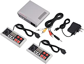 fosa Retro Video Game Console Dual Joystick Vedio TV Game System Childhood Classic Games Console HD AV Output