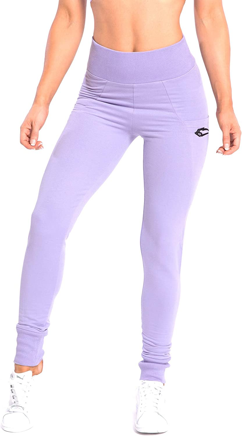 c1ba667e5610d SMILODOX SMILODOX SMILODOX Damen Jogginghose  Delicate  Trainingshose  f uuml r Sport Fitness Gym Training Sportleggings - Jogger Pants -  Sweatpants Hosen ...