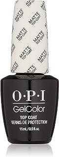 OPI GelColor, Gel Nail Polish, Top Coat