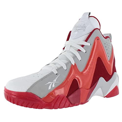 0b4140094540 Reebok Kamikaze II Mid Mens Basketball Shoes Model V61434