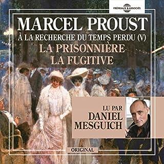 La Prisonnière - La Fugitive (À la recherche du temps perdu 5) audiobook cover art