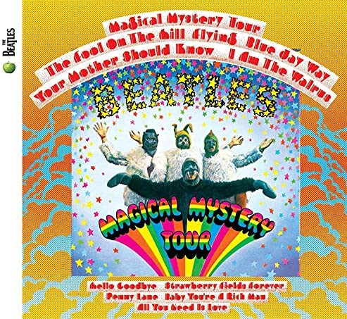 Magical Mystery Tour product image