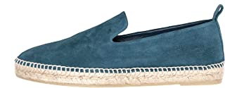 Fred Martin Collection, Men Suede and Jute Espadrille