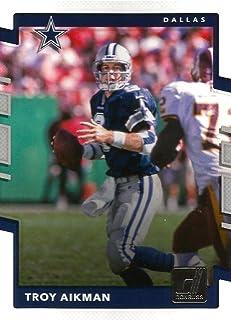2017 Donruss #96 Troy Aikman Dallas Cowboys Football Card