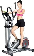 Bicicleta elíptica de Cross Trainer Exerpeutic Aero Air elíptica para entrenamiento en casa, entrenamiento de cardio para uso doméstico y fitness