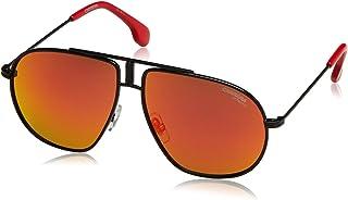 نظارة شمسية كاريرينو 21 Uz 807 للاطفال من الجنسين من كاريرا - لون اسود، مقاس 54