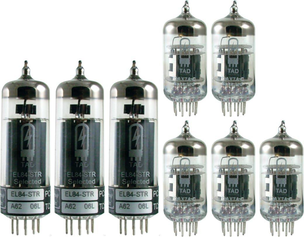 Vacuum Tube Set for Bogner Doctor brand Amp 15 Metropolis Manufacturer OFFicial Cheap mail order shopping shop