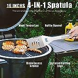 Zoom IMG-1 duerer barbecue accessori 32 pezzi