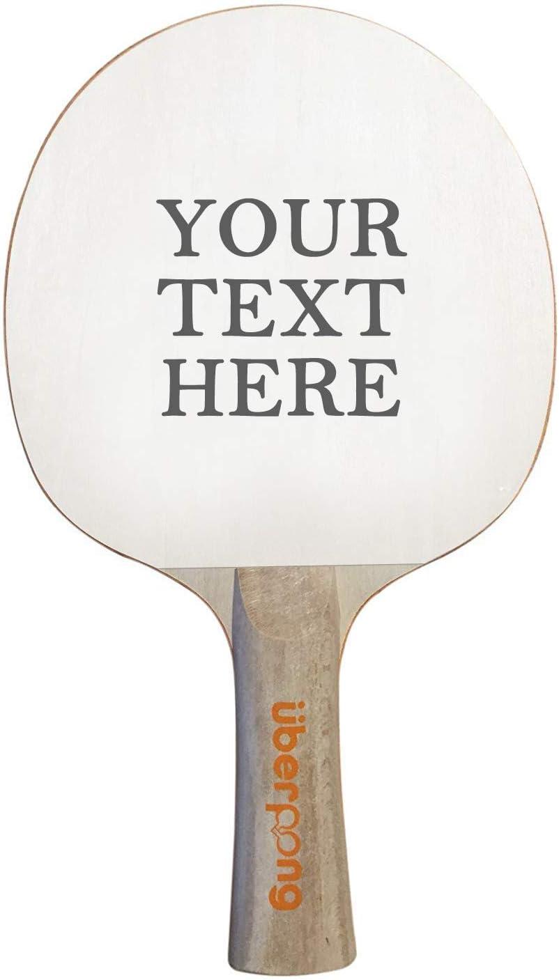 Uberpong Ping Import Pong Paddle - Table-Tennis Imprint Personalized Ra Washington Mall