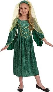 Girls Historical Costumes Kids Viking Tudor Egyptian Pharaoh Queen Outfits