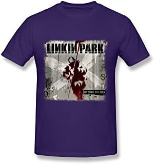 Xinda Men's Linkin Park Hybrid Theory T-Shirt