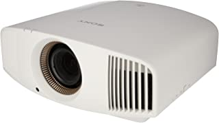 Sony VPL-VW260/W 4K Projector HDR Data Projector - White