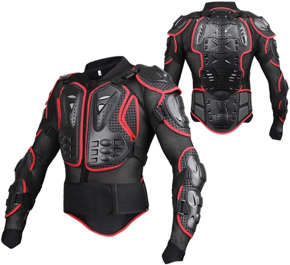 OHMOTOR Motorbike Protective 55% OFF Armour Chest Prote Back Spine Austin Mall Armor