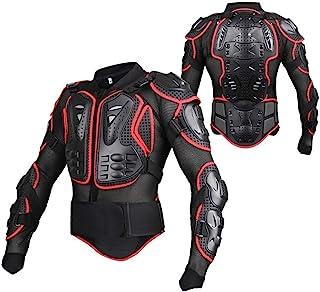 Motorcycle Full Body Armor Protector Pro Street Motocross...
