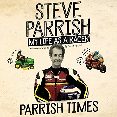 Parrish Times audiobook cover art
